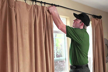Curtain Cleaning West London